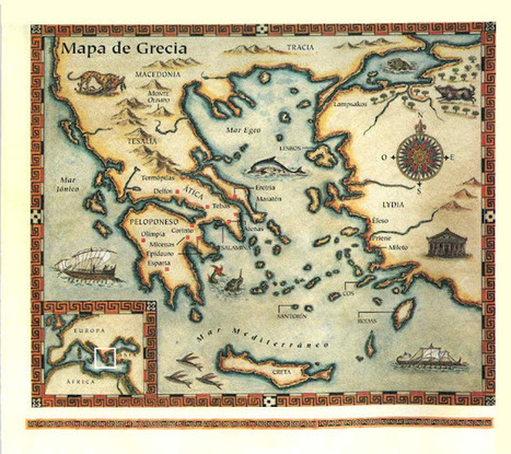 Literatura Clasica: Grecia | Grecia Antigua | Scoop.it
