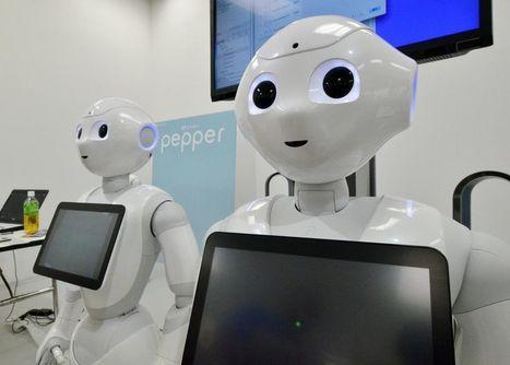 Le robot Pepper gagne en QI grâce au cerveau Watson d'IBM | Une nouvelle civilisation de Robots | Scoop.it
