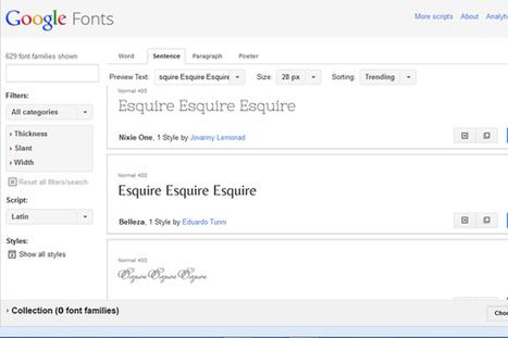 5 Aplicaciones de Google que quizás no conoces | Gustavo Martínez Blog´s | Tic, Tac... y un poquito más | Scoop.it