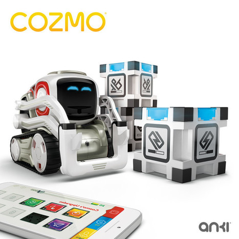 Cozmo is what happens when AI meets mischievous child | Une nouvelle civilisation de Robots | Scoop.it