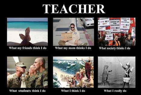 Teacher | What I really do | Scoop.it