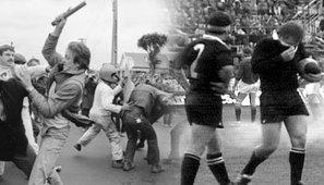 The Flour Bomb Test - All Blacks vs Springboks 1981 | Springboks | Scoop.it