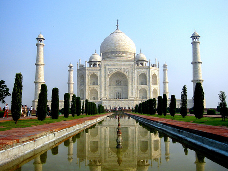 Taj Mahal - The Symbol of Love | Tour and Travels | Scoop.it