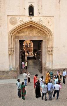 Archaeology sites could lose 'sight' of security - The Hindu | Archaeology News | Scoop.it