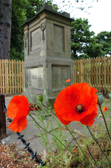 One of few First World War memorials remembering women gets listed status | First World War History | Scoop.it