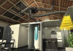 Synergie entre photovoltaïque, solaire thermique et ... - bati-journal : actualité du bâtiment | Cleantech & ENR | Scoop.it