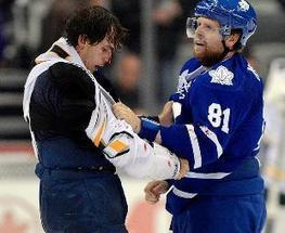 Maple Leafs-Sabres brawl: The five worst ideas | hockey fight | Scoop.it