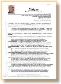 l'éthique, réflexions et applications (dossier) : développement | Mes ressources personnelles | Scoop.it