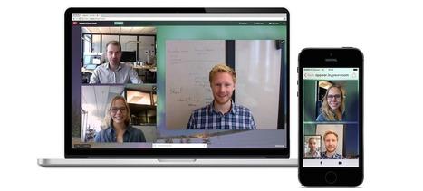 Deux solutions de visioconférence anonymes et gratuites | outils du web | Scoop.it