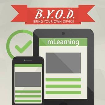 The Benefits of BYOD for m-Learning | Mobile Teaching and Learning | Scoop.it
