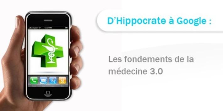 D'Hippocrate à Google : les fondements de la médecine 3.0 - Zeblogsanté | PharmacoVigilance....pour tous | Scoop.it