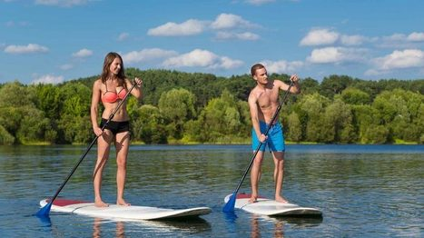 How to Stand Up Paddle Board (SUP) – Equipment & Lessons for Beginners | Global Solo Travel Trends | Scoop.it