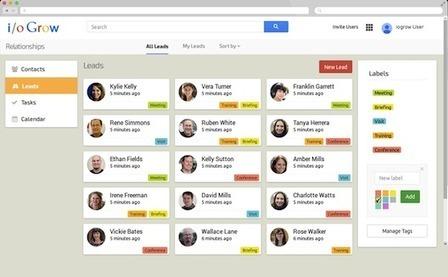 Comment cette startup a t'elle réussi à créer un produit simplissime, en se reappropriant les services Google ? | Le Monde 2.0 | Scoop.it
