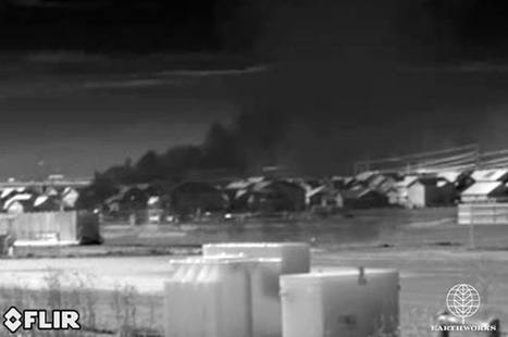 Hold Your Breath — Nearly 200 Infrared Videos Expose Methane Pollution All Across the United States (VIDEO) | Oil and Gas | Scoop.it