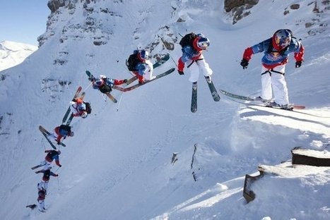RED BULL LINECATCHER 2013 | Montania sphère | Scoop.it
