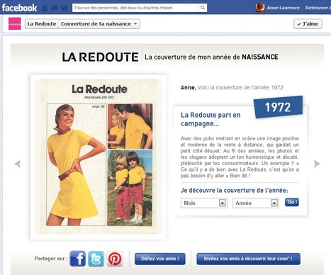 E commerce e merchandising e marketing - Catalogue la redoute fr ...