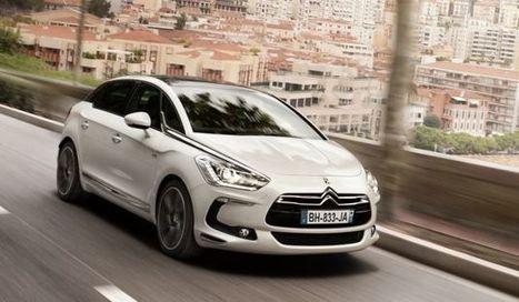 Citroën DS5 1.6 e-HDI: Tratado de aparências   Motores   Scoop.it