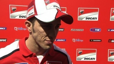 Differing Friday fortunes for Ducati pair | Ductalk Ducati News | Scoop.it