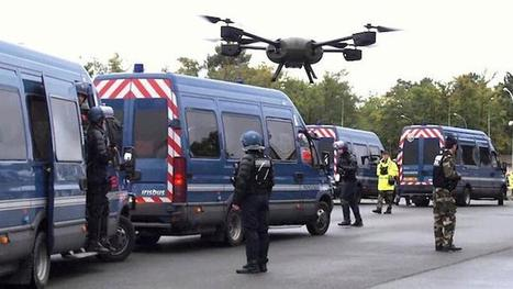 Le drone, nouvelle arme des gendarmes | Une nouvelle civilisation de Robots | Scoop.it