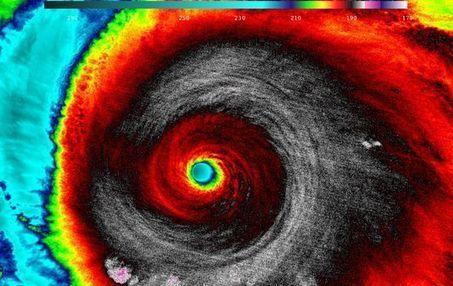 Mexique: l'ouragan Patricia a frappé la côte pacifique - Le Monde | Histoire Géographie Enseignement | Scoop.it