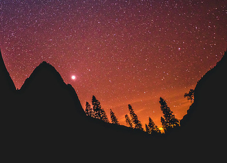 Photographing the Blood Moon in Yosemite | Extreme Social | Scoop.it