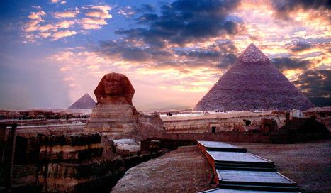 Desert Safari Trip by Quad Bike to Pyramids Area   discovering Giza pyramids-Cairo   Scoop.it