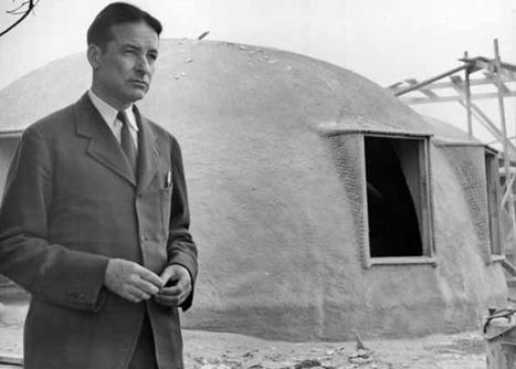 Wallace Neff, l'inventeur des maisons bulles ?   Architecture Organique   Scoop.it