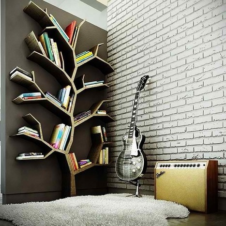 tree_bookshelf.jpg | What Surrounds You | Scoop.it