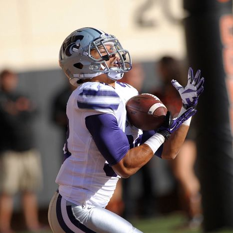 Q&A: Kansas State CB Morgan Burns - ESPN (blog) | All Things Wildcats | Scoop.it