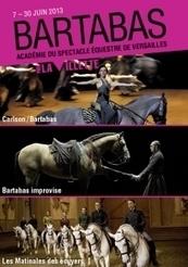 We Were Horses - Carolyn Carlson et Bartabas - Grande Halle La Villette   Théatre   Actualités - Artistik Rezo, agitateur de vie culturelle   Art et culture   Lavillette.fr   Scoop.it