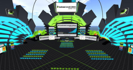 The tech behind OSCC13 - Hypergrid Business | 3D Virtual Worlds: Educational Technology | Scoop.it