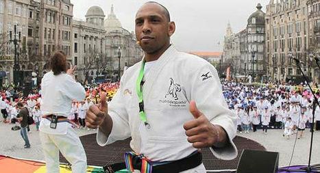 Portugueses organizam 'Maior Aula de Judô' do mundo pelo terceiro ano seguido - AHE! Portal de Esportes Olímpicos   Matosinhos   Scoop.it