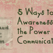5 Ways to Build Awareness of the Power of ... - PrAACtical AAC | AT, UDL, AAC | Scoop.it