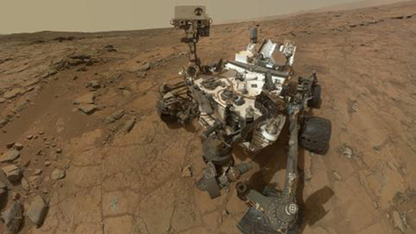 Mars Curiosity rover may have transported Earth bacteria to Mars | Quite Interesting News | Scoop.it