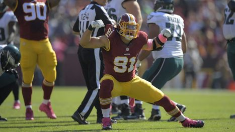 Redskins Defense Allows First TD in Two-Plus Games | Flash News | Scoop.it