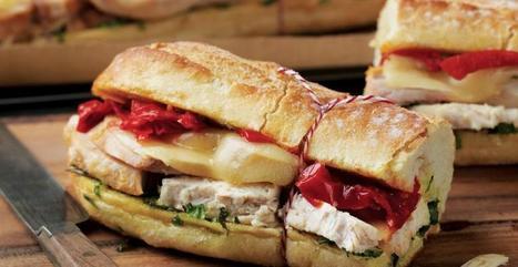 Top 5 des meilleurs sandwich de Paris - meltyFood | Pains, Beurre & Chocolat | Scoop.it