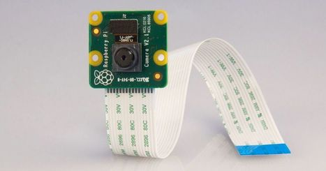 Raspberry Pi gets an 8-megapixel Sony camera upgrade | iPhones and iThings | Scoop.it