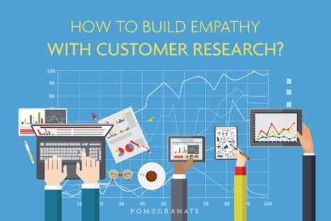 How to Build Empathy with Customer Research?   | Empathy and Compassion | Scoop.it