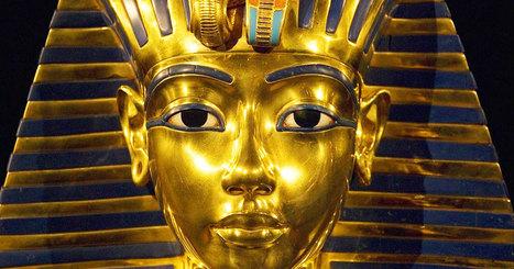 Une découverte incroyable : la dague de Toutânkhamon a été forgée avec une matière extraterrestre | Histoire et Archéologie | Scoop.it