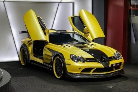 Ça vous tente une McLaren Mercedes SLR Hamann ? - Autoplus.fr   Auto , mécaniques et sport automobiles   Scoop.it