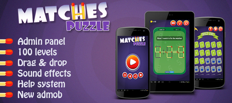 Buy Matches Puzzle Full Games For Android | Chupamobile.com | android source code | Scoop.it