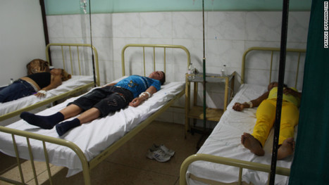 Cuba: Cholera's back | The Impartial Latin American News Link | News from the Spanish-speaking World | Scoop.it
