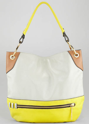 Oryany Whitney Colorblock Shoulder Bag - Purses, Designer ...   Top Handbags   Scoop.it
