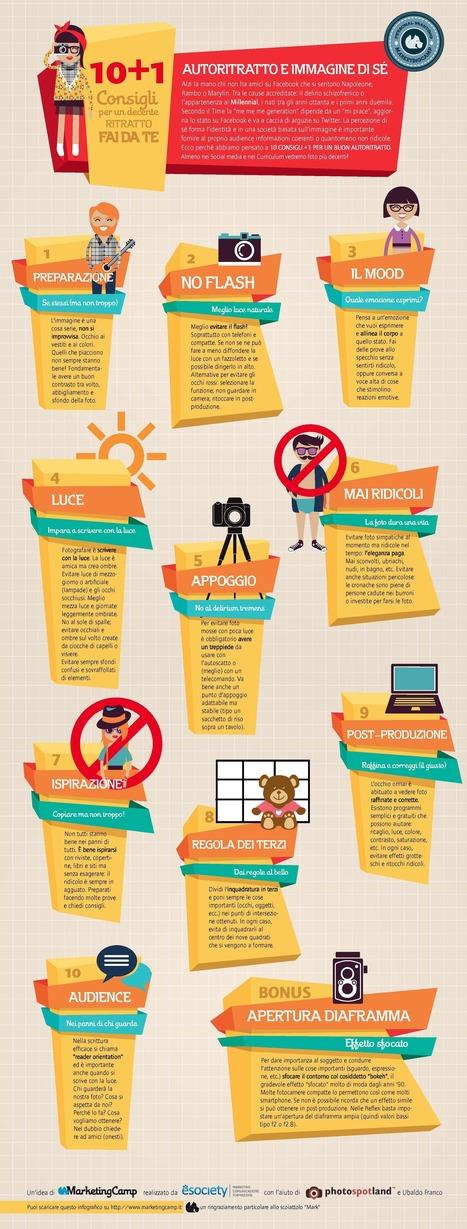 10 consigli per migliorare la tua immagine sui Social (INFOGRAFICA) | Sestyle - Personal Branding ITA | Scoop.it