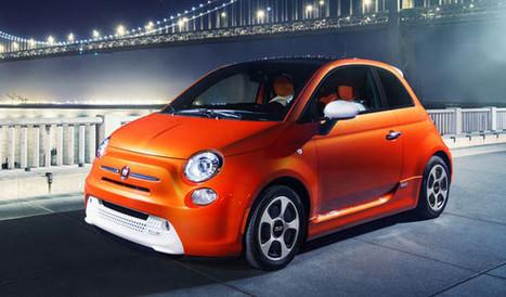 Fiat 500e – economy, Italian style | Italia Mia | Scoop.it