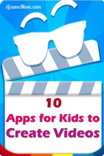 10 Apps for Kids To Create Their Own Videos | | Technology in the Classroom; 1:1 Laptops & iPads & MORE | Scoop.it