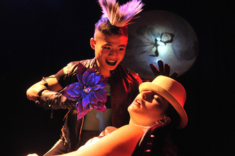 """Puck in the Play """"A Midsummer Night's Dream""""~Picture~ 