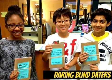 The Daring Librarian: Speed Dating with Books! | Daring Ed Tech | Scoop.it