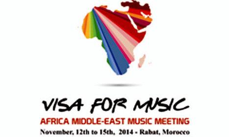 Premier Visa For Music à Rabat : Pour dynamiser le marché musical en Afrique et au Moyen-Orient | MusIndustries | Scoop.it