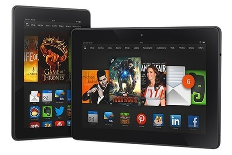 First look: Five new smartphones and tablets you should know | Digital Education SA | Scoop.it